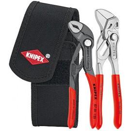 Knipex 00 20 72 V01  Mini Pense Seti Takım Bel Çantası İçinde